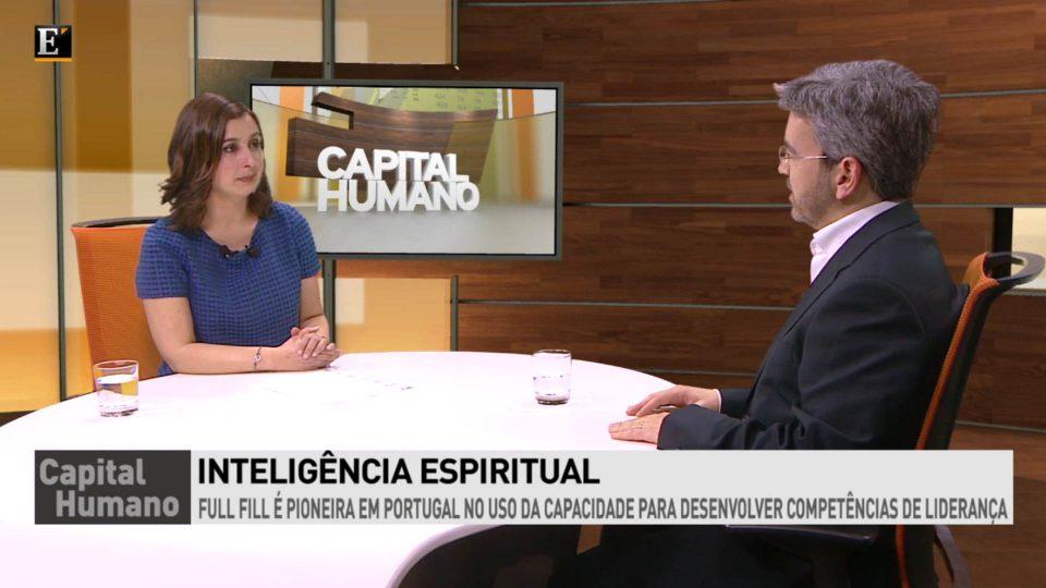 Entrevista Económico TV sobre Inteligência Espiritual