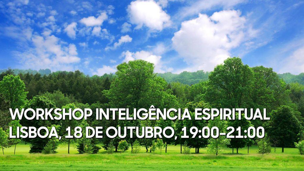 Workshop Inteligência Espiritual, 18 Outubro 2017