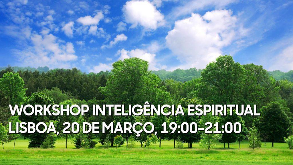 Workshop Inteligência Espiritual