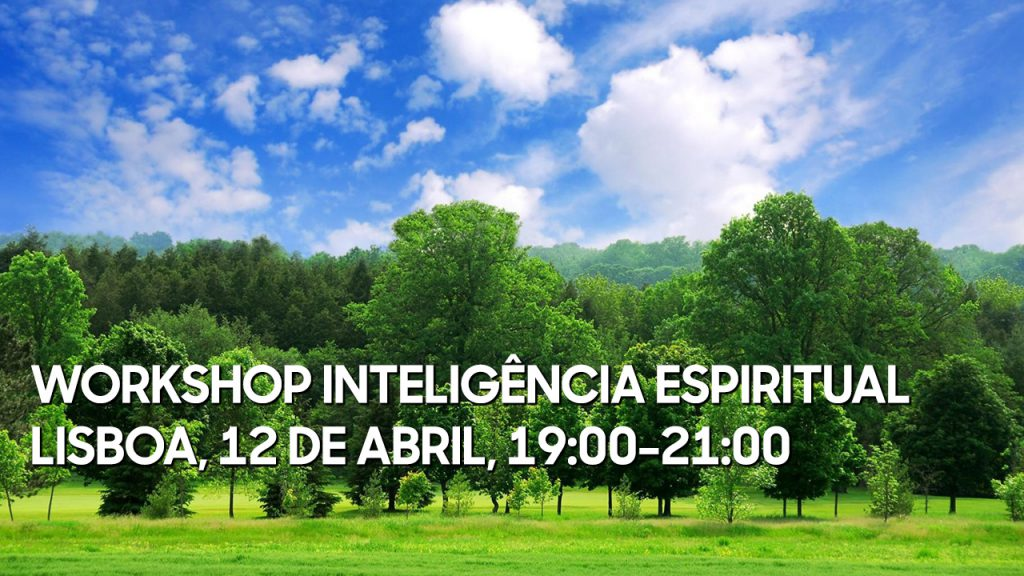 Workshop Inteligência Espiritual