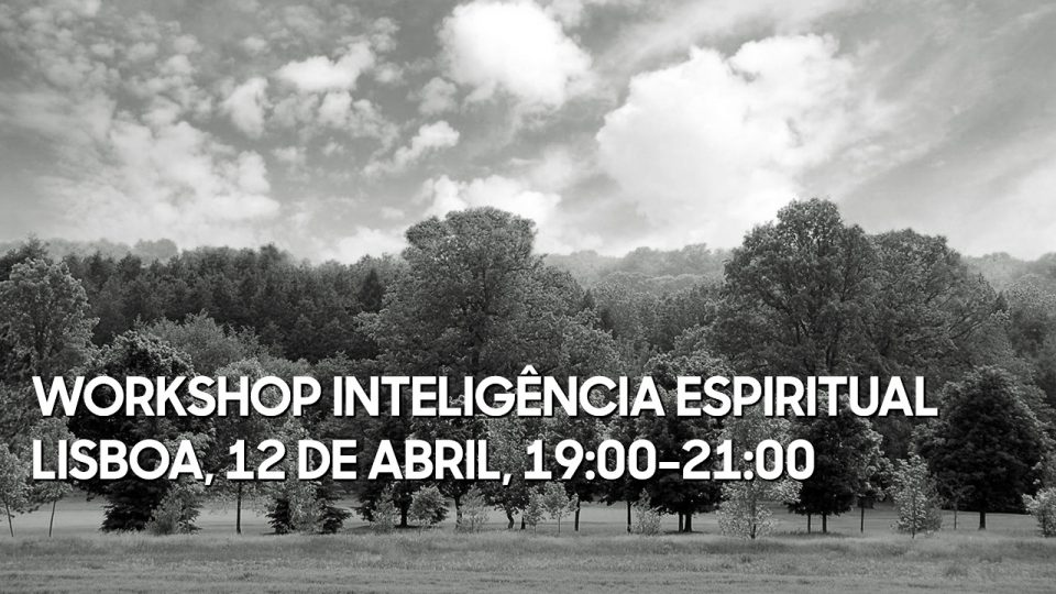 Workshop Inteligência Espiritual :: Lisboa – Abril de 2018