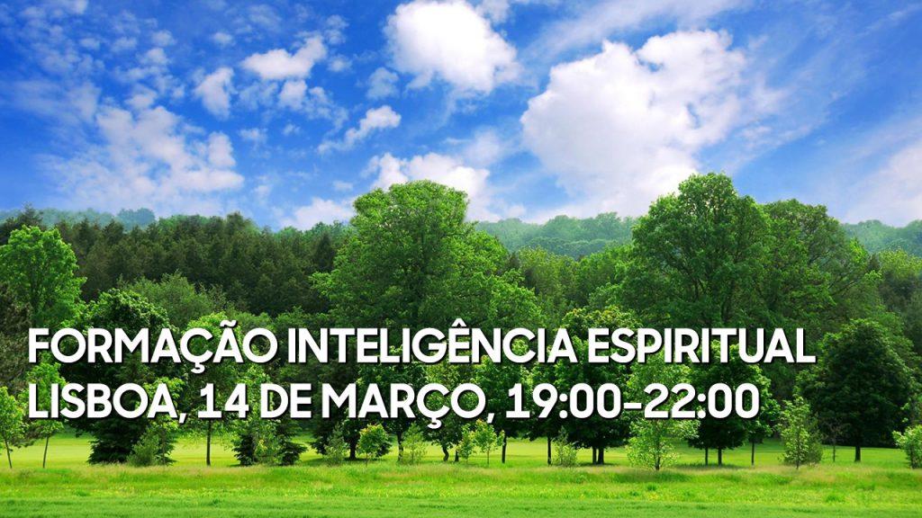 Formação Inteligência Espiritual 14 de Março de 2018