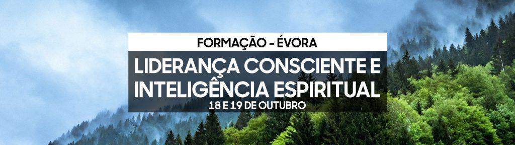 Formação Liderança Consciente e Inteligência Espiritual - 18 e 19 Outubro - Évora