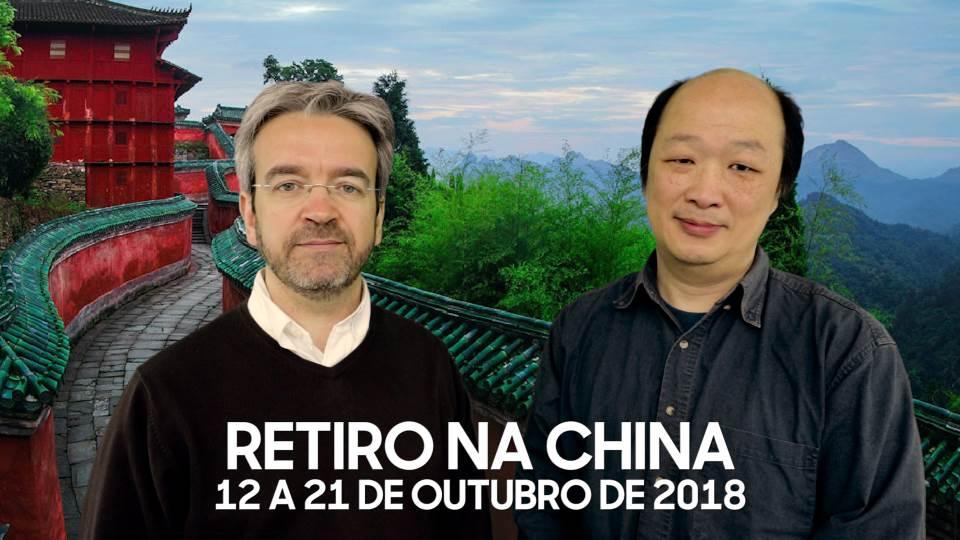 Retiro na China 2018 - Apresentação