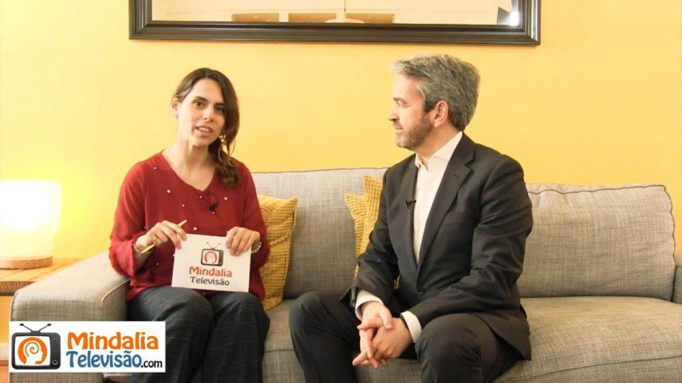 Entrevista Mindalia Televisão sobre Inteligência Espiritual