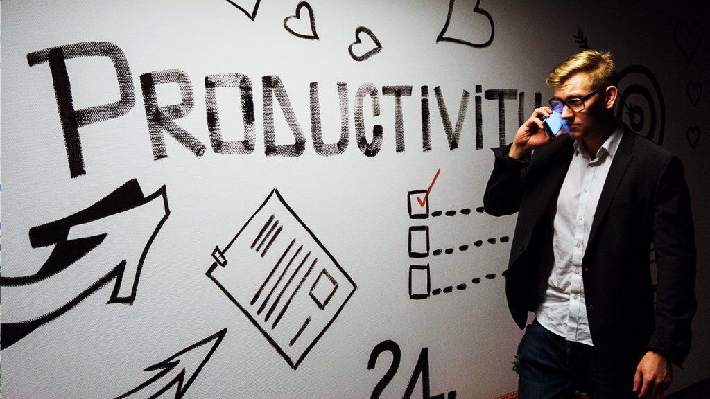 Formação em produtividade com inteligência