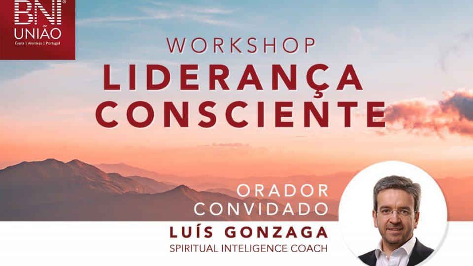 Workshop Lideranca Consciente - Évora