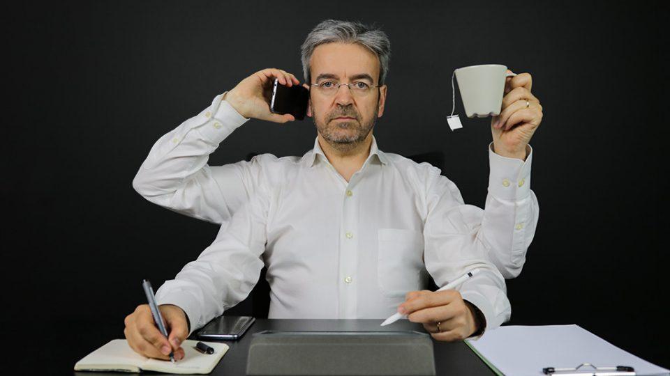 O multitasking prejudica a produtividade