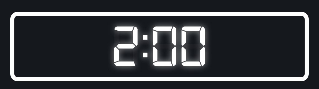 Contador de 2 minutos