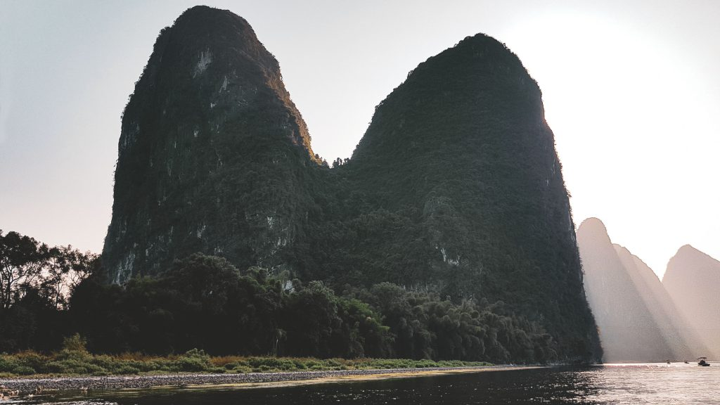 Montanhas - China