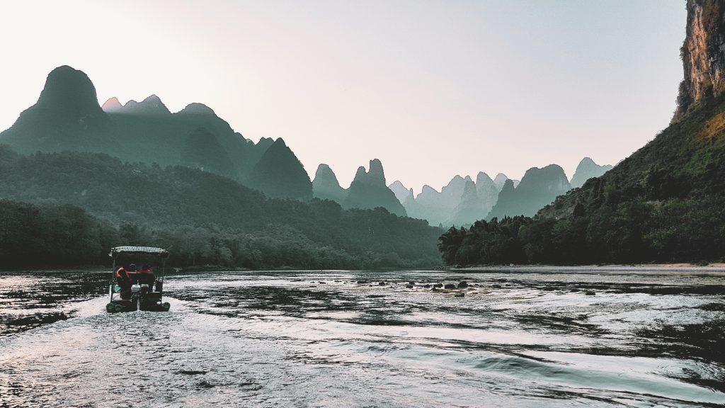Rio Li - China