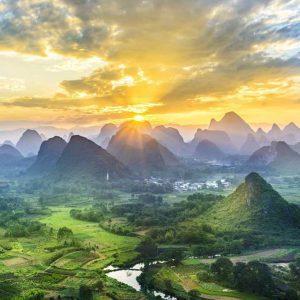 Visita a Yangshuo