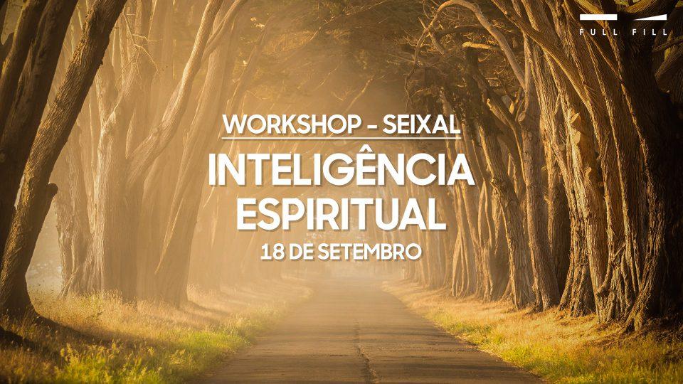 Workshop Inteligência Espiritual - 18 Setembro - Seixal
