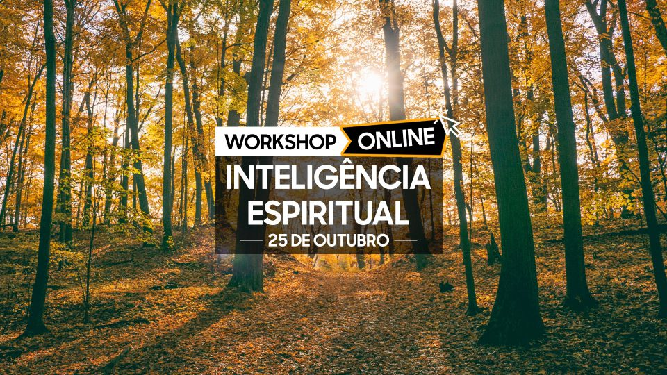 Workshop Inteligência Espiritual - Online - 25 Outubro