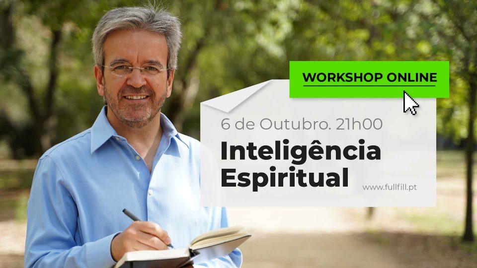 Workshop Online de Inteligência Espiritual - 6 de Outubro de 2020