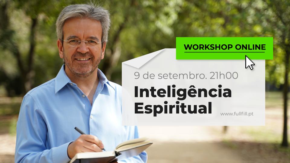 Formação Online de Inteligência Espiritual - 9 de Outubro de 2020