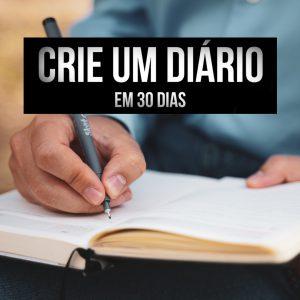 Desafio Crie um Diário em 30 Dias - Quadrado