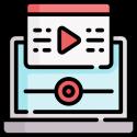 Vídeos com exercícios